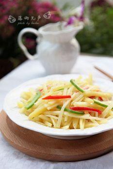 国民开胃菜——酸辣土豆丝